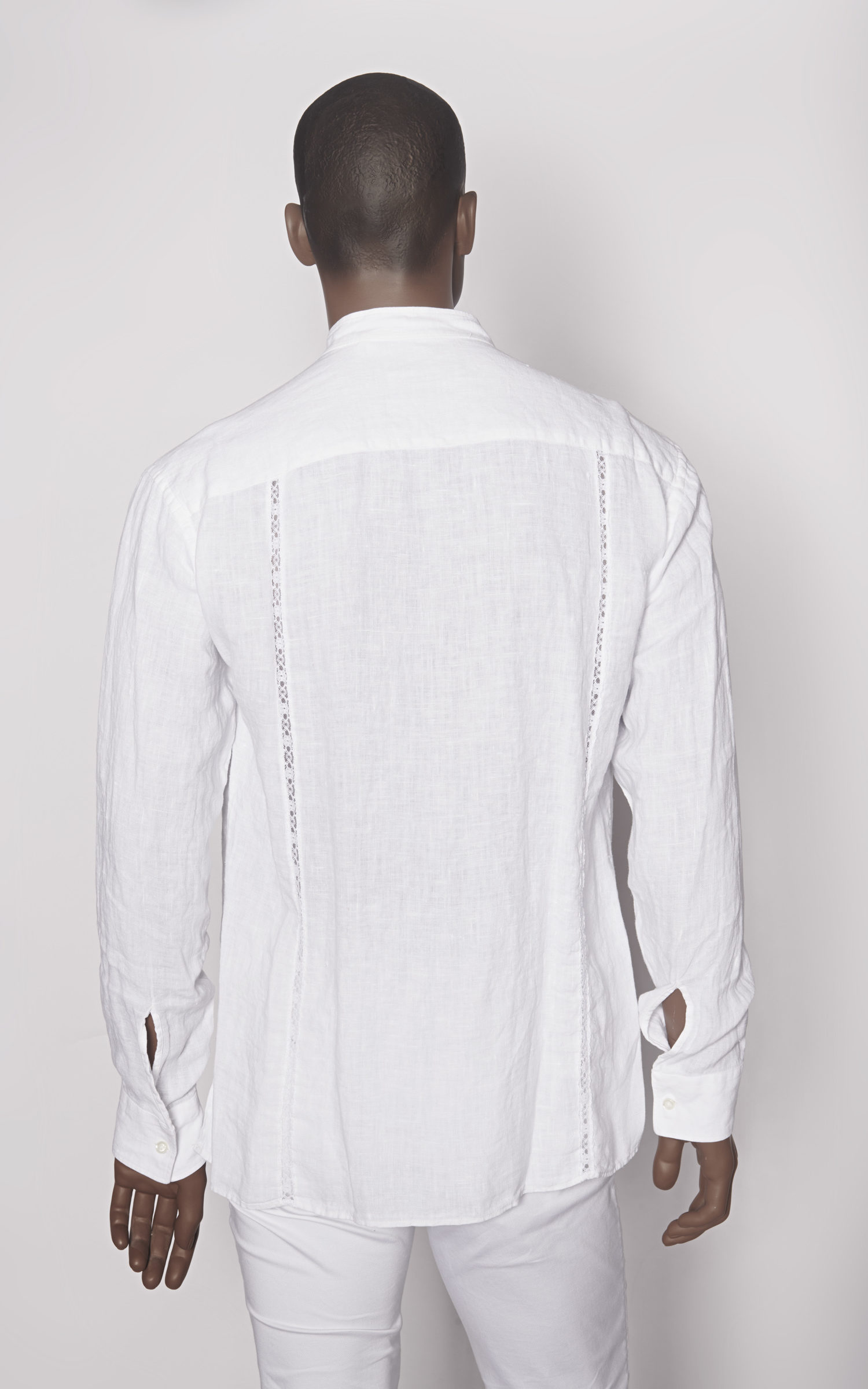 Common used as ceremony shirt